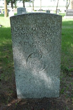 Samuel Douglas Magee