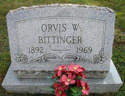 Orvis Wellington Bittinger, Sr