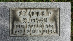 Claude Parrish Glover