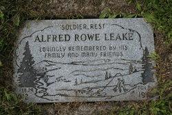 Alfred Rowe Leake