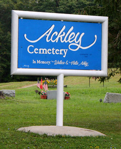 Ackley Cemetery