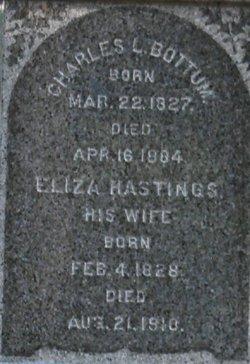 Eliza <i>Hastings</i> Bottum