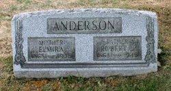 Elmira Jane <i>Beckwith</i> Anderson