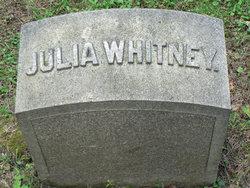 Julia <i>Bullard</i> Whitney