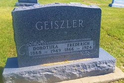 Frederick Geiszler