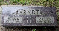 William Richard Dick Arndt, Sr