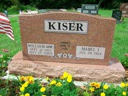 Mabel Irene <i>Korns</i> Kiser