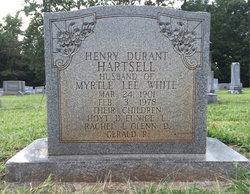 Henry Durant Hartsell