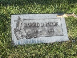 Harold David Patton