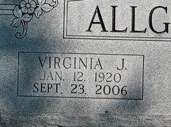 Virginia Jewel <i>Jones</i> Allgood