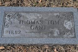 Thomas Tom Gant