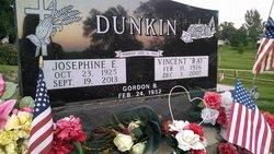 Josephine Elizabeth <i>Blomgren</i> Dunkin
