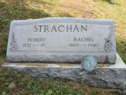Rachel <i>Eckhart</i> Strachan