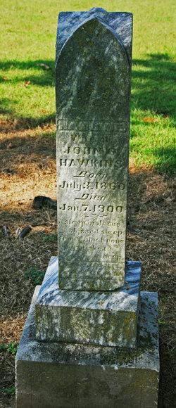 Nancy Jane <i>Boulware</i> Hawkins
