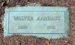 Walter Aarhaus