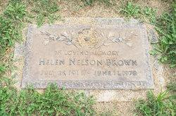 Helen N Brown