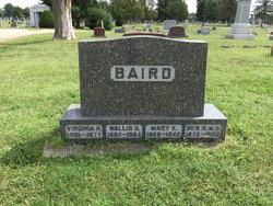 Mary E. <i>Tucker</i> Baird