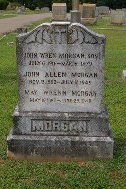 John Allen Jack Morgan