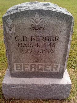 George Darius Berger