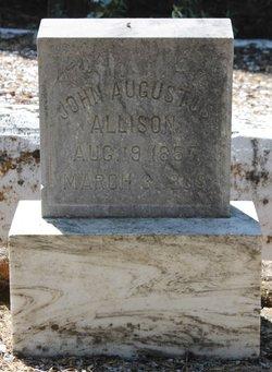 John Augustus Allison