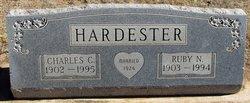 Charles Claudus Hardester