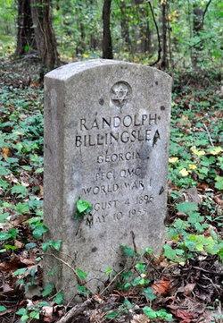 Randolph Billingslea