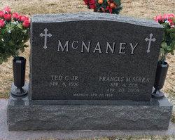 Frances M. <i>Serra</i> McNaney