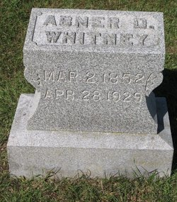 Abner D Whitney