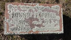 Minnie <i>Hennig</i> Farrell