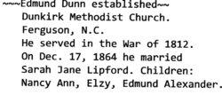 Elzy E. <i>Dunn</i> Adkins