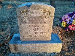 Clara Crickett <i>Mathews</i> Ames