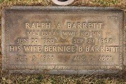 Bernice Bowman Barrett