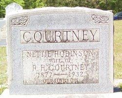 Nettie <i>Robinson</i> Courtney