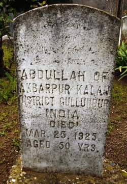 R Abdullah