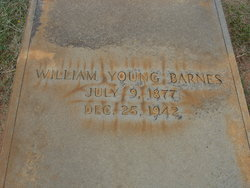 William Young Barnes