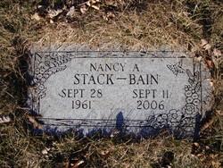Nancy A. <i>Stack</i> Bain