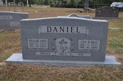 William Finis Billie Daniel