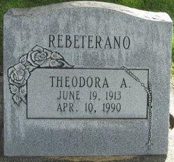 Theodora <i>Apodaca</i> Rebeterano