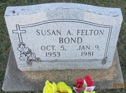 Susan A <i>Felton</i> Bond