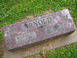 Hazel Marie <i>Coffee</i> Arnold