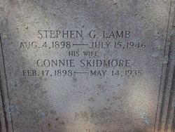 Connie <i>Skidmore</i> Lamb