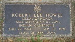 Robert Lee Howze