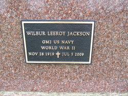 Wilbur LeRoy Jackson