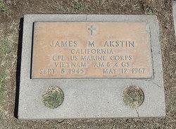 Corp James Michael Akstin