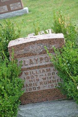 William James Buck Claypole