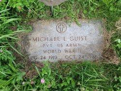 Michael L Guist