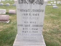 Clara Louise <i>Atherton</i> Johnson