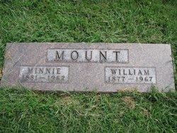 Minnie Belle <i>Jenkins</i> Mount