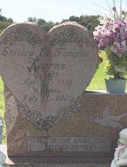 Shirley Louise <i>Templin</i> Kearns