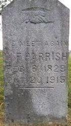 William Foster Parrish, Sr